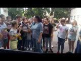 ПРАЗДНИК-КУРСК зажигаем с выпускниками в Курчатове!!))