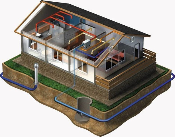 Как правильно организовать вентиляцию в деревянном доме?