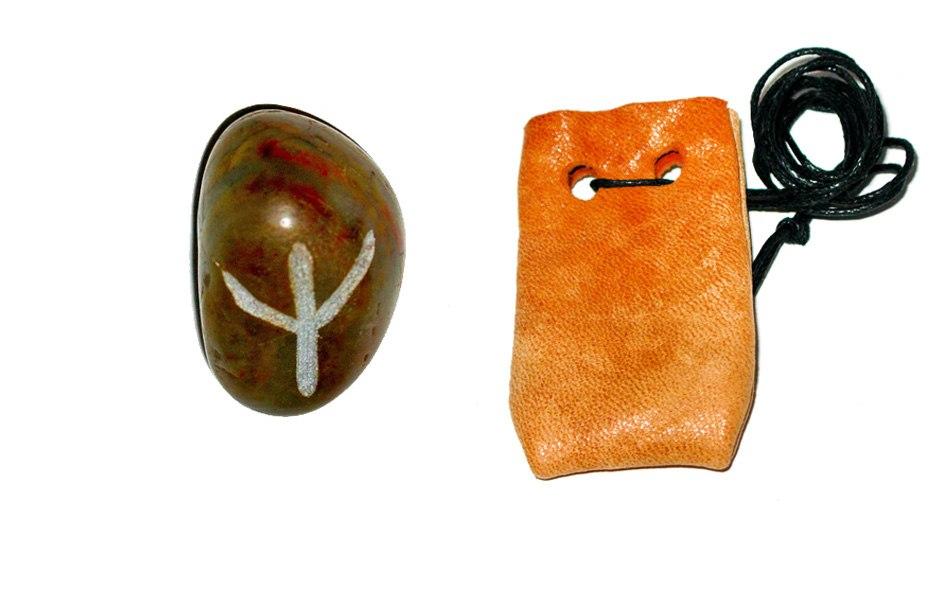 Рунические амулеты, талисманы ( камень ) с магическими программами.  65iqeKIzIDA