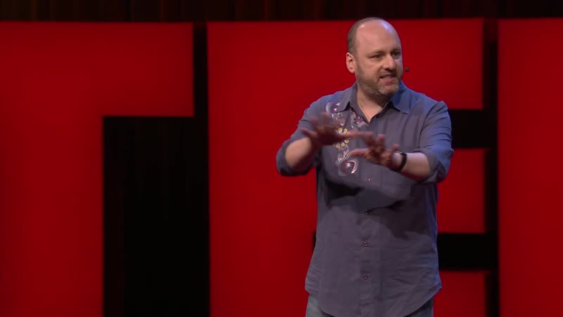 David Cage — How video games turn players into storytellers