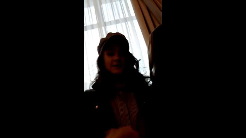 Варвара Тимошинова - Live
