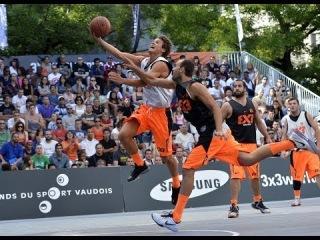 TRAILER - 2014 FIBA 3x3 World Tour