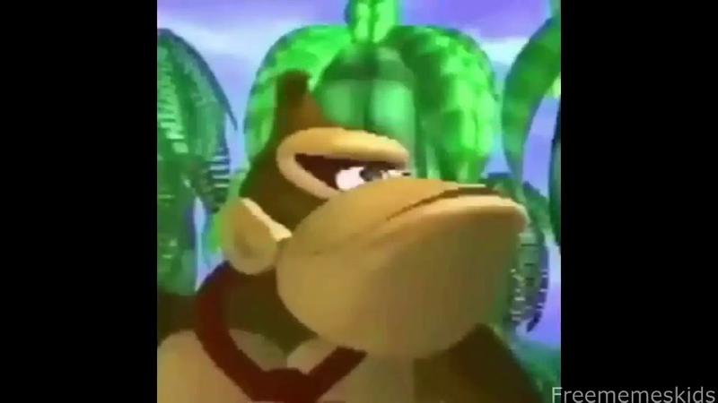 Donkey Kong Gameboy Meme | Edited