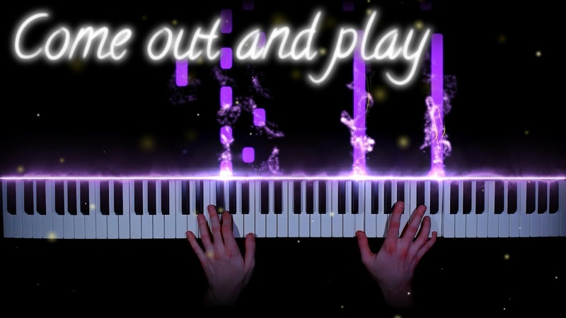 Billie Eilish - come out and play - piano cover | tutorial | how to play