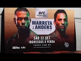 UFC Sao Paulo Open Workout Live Stream - MMA Fighting
