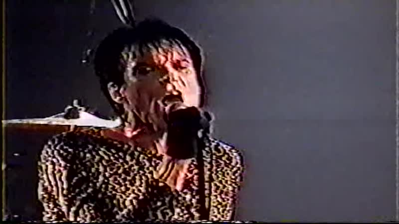 The Cramps — TV Set - 1997 Live in Texas