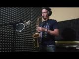 Сергей Смоляк - Don't Be So Shy (saxophone cover Imany) (записьсведение
