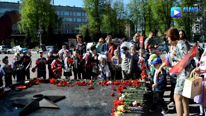 Бессмертный полк дошкольных учреждений г.о. Егорьевск