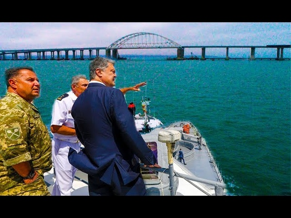 В Керченский пролив под видом НАТО может пойти только польско литовский десант
