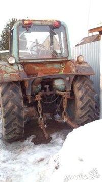Продажа тракторов мтз в красноборском районе