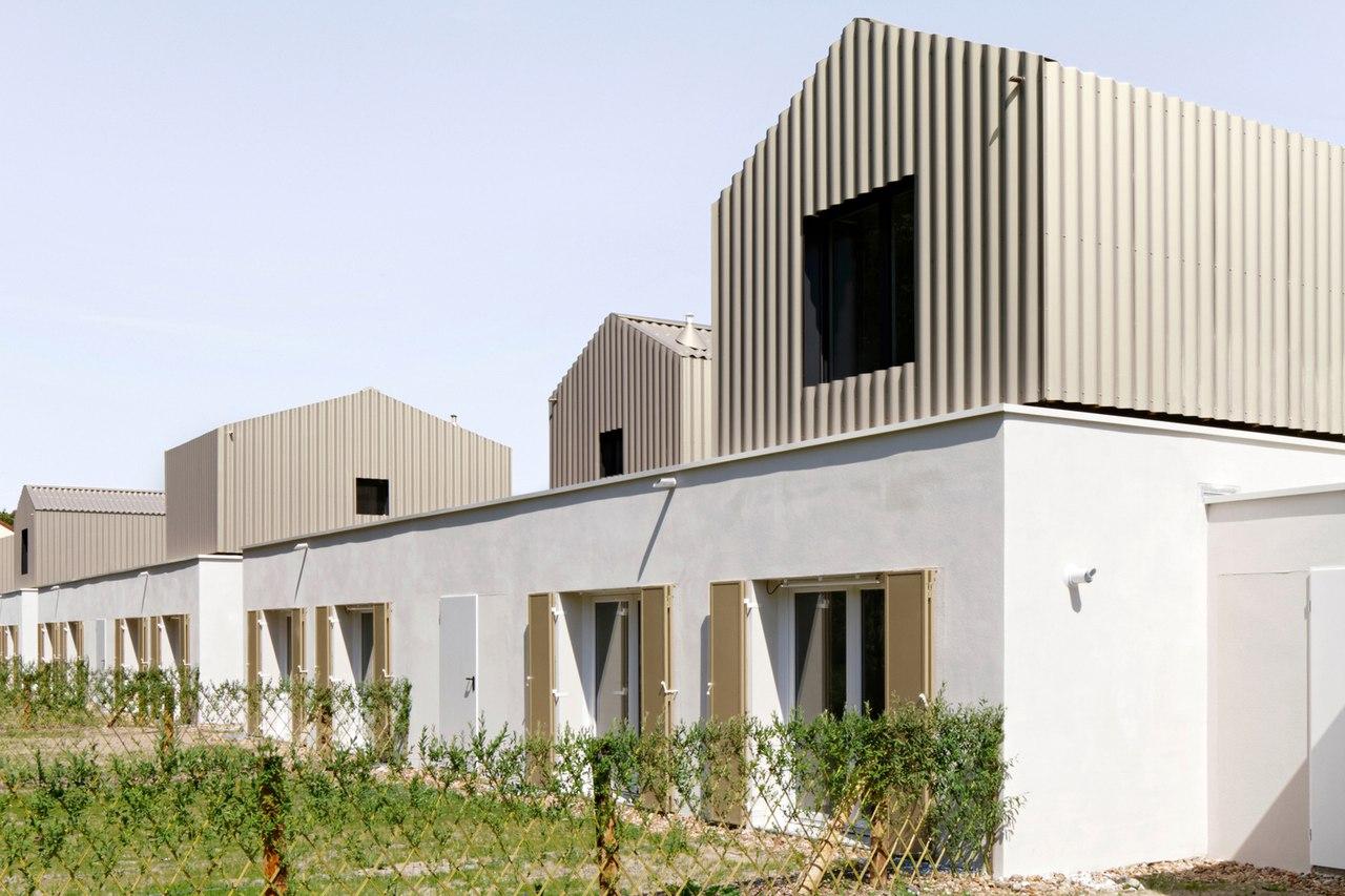 Eco-cité La Garenne / Guillaume Ramillien Architecture SARL