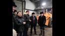 Якутия 24 Ремонтно-производственную базу «Колмар» посетила делегация Госсобрания Ил Тумэн