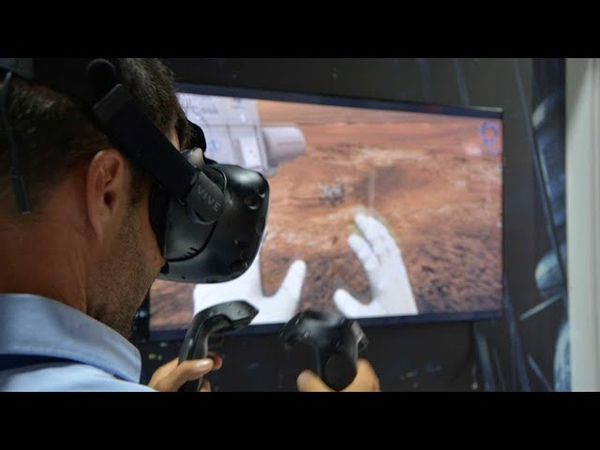 VR/AR in Space: The Next Space Revolution?