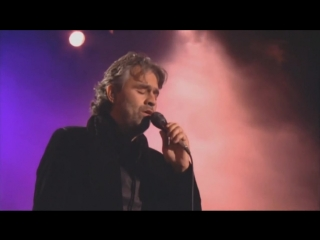 Андреа Бочелли — «Осенние листья» — Andrea Bocelli — «Les feuilles mortes» — «Au