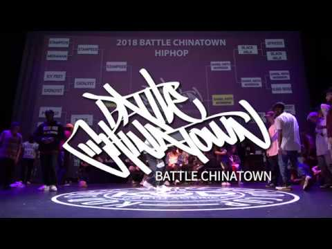Battle Chinatown 2018 HipHop Final   Daniel Keith Morrison vs Stampede