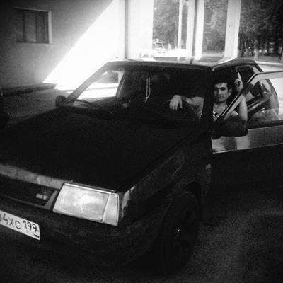 Бахром Олимов, 13 сентября 1989, Лабинск, id219883445