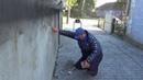 🏡 Благоустройство участка - Как работает шаблон для подрезки плитки
