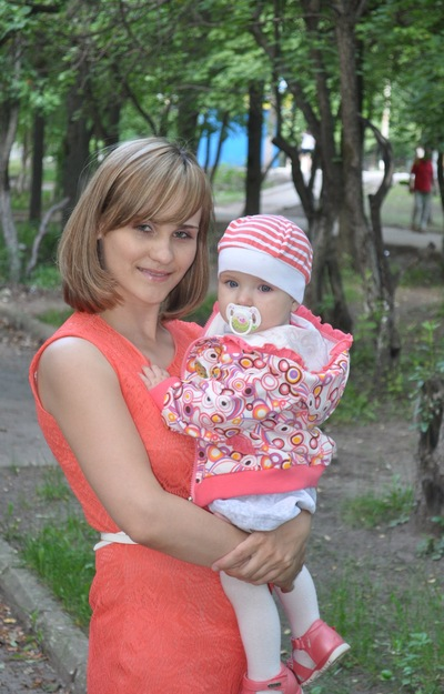 Юлия Фёдорова, 8 ноября 1984, Ковров, id50206069