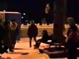 Новый год в Петропавловске 1996