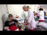 Пятый выпуск онлайн-телеканала Службы крови