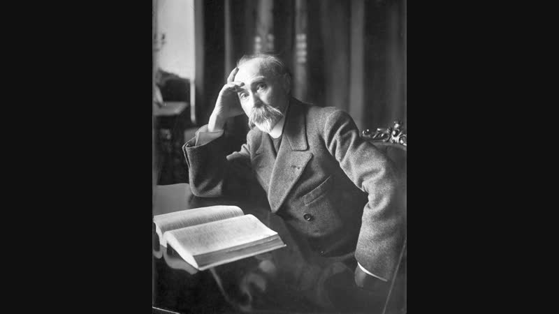 Георгий ПЛЕХАНОВ (1856-1918) меньшевик, переводчик Капитала Маркса, документальные кадры HD