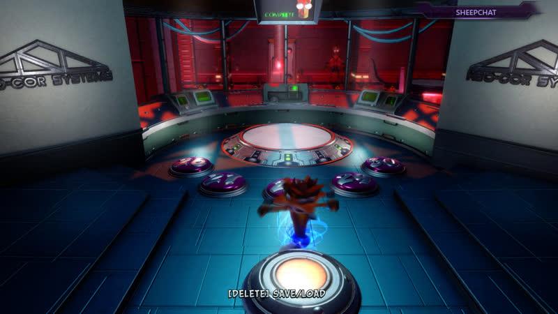BZHALL - Crash Bandicoot N. Sane Trilogy (crash bandicoot 3 warped) part 5 (PC)