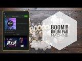 Boom Drum Pad Machine