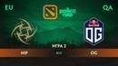 NIP vs OG карта 2 The Bucharest Minor Закрытые квалификации Европа
