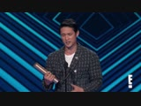 Harry Shum Jr. Thanks Shadowhunters Fans for E! PCAs Win E! Peoples Choice Awards