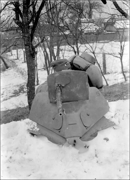 Уникальная защита солдата в первой мировой войне. A1jil4m4svs