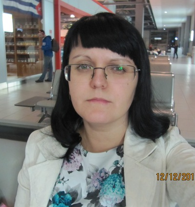 Анастасия Сергеева, 12 июня 1981, Москва, id148275606