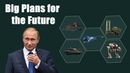 Forget the S-500 or Su-57 PAK-FA. Russia's Military Has Big Plans for the Future.