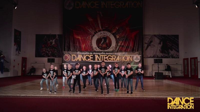 Dance Integration 2018 - 13 - United BIT начинающие 5-7 Ухта