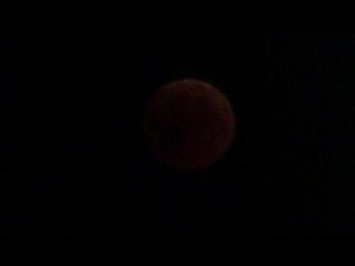 Затмение луны и Марс. Белореченск. 27.07.2018.