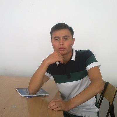 Рысбек Максатов, 21 сентября 1993, Казань, id194043356