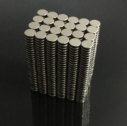Неодымовые магниты 200 шт за 170