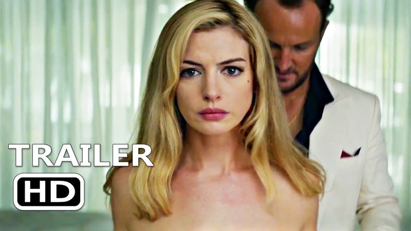 SERENITY Official Trailer 2018 Anne Hathaway Matthew McConaughey