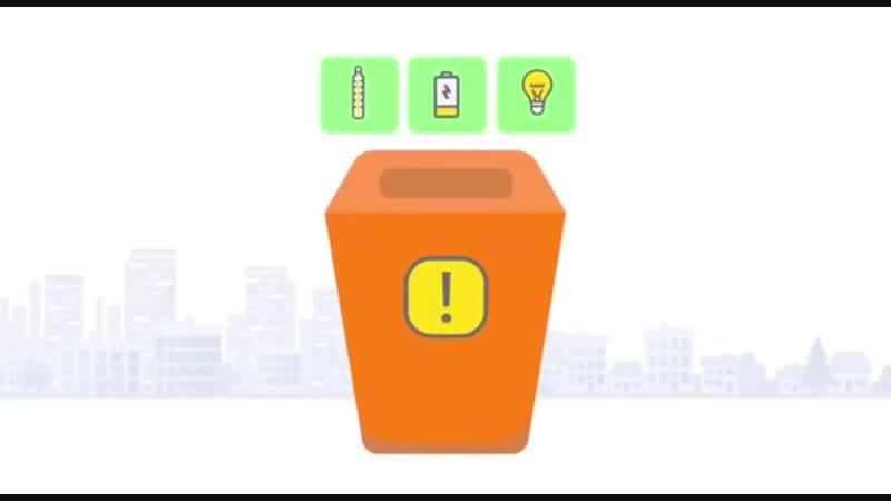 Раздельный сбор мусора, куда выкидывать опасные отходы и крупногабаритный мусор