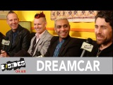 B-Sides On-Air Interview - Dreamcar Talk Formation, Debut Album