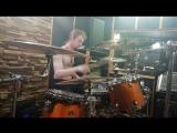 Упражнение с DVD-Progressive Concepts for the modern metal drumming