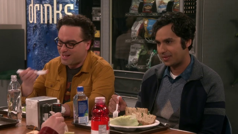 The Big Bang Theory 12x15 Sneak Peek 1 The Donation Oscillation