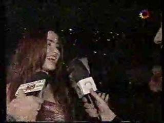 ► НАТАЛИЯ ОРЕЙРО | MARTIN FIERRO 1999