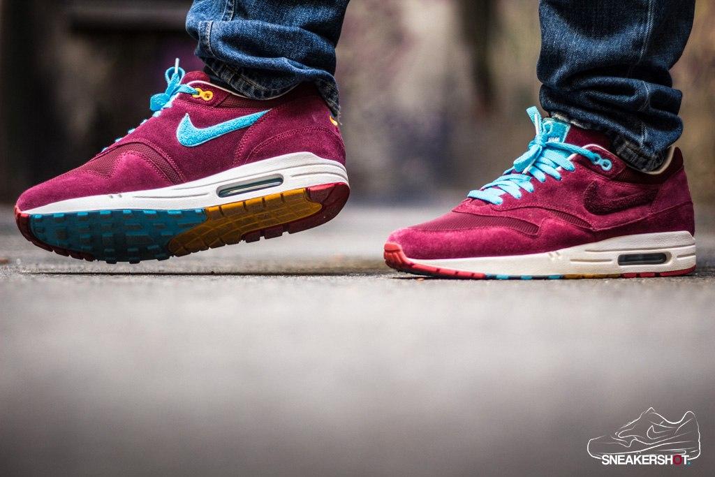 Nike Air Max 1 Cherrywood