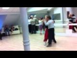 Танго вальс, ревью урока Э.Малишевской и А.Барболина.