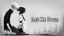 Nightcore - Let me down slowly (Lyrics)