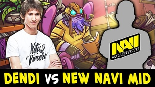 Dendi vs Magical new NaVi mid — whose Tinker is better?