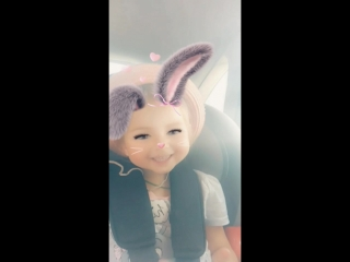 Милая зайка - улыбашка.mp4