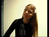 fashiontv | FTV.com - MAGDALENA FRACKOWIAR- MODELS - DONNA A/I 07-08