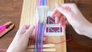 Kaartweven: GTT patroon lezen en weven