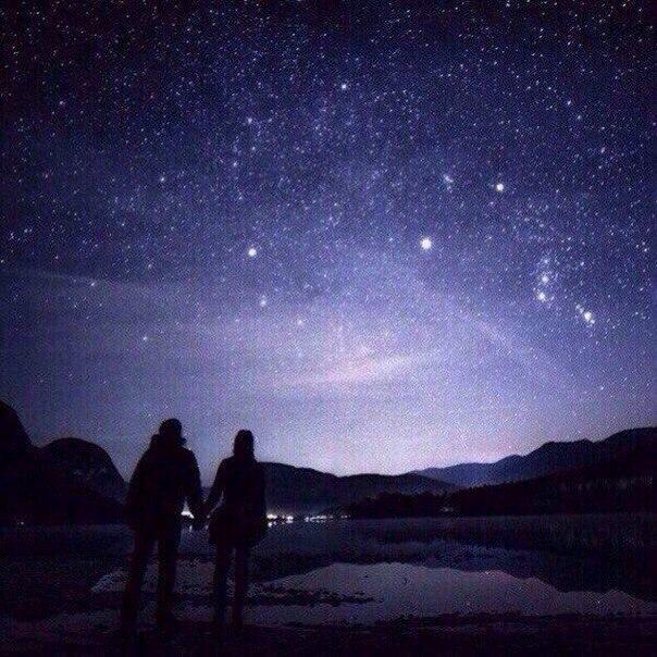фото ты словно целая вселенная